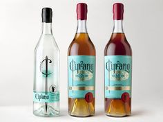 Drink Up the Oldest Spirit of France: Cyrano Armagnac — The Dieline - Branding & Packaging Design
