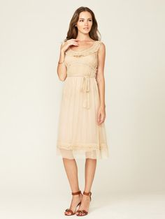 strapless chiffon dress with layered skirt f14169 « Bella Forte ...