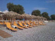 sun beds