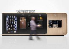 Gourmet Vending Machine Wins 2015 Red Dot Award