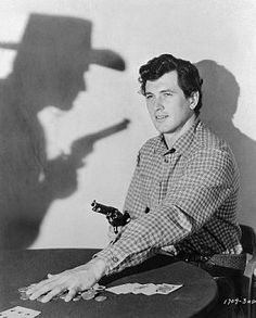 THE LAWLESS BREED (1953) - Rock Hudson as notorious gunman 'John Wesley Hardin' - Directed by Raoul Walsh - Universal-International
