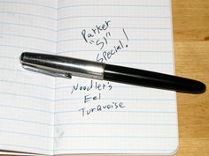 parker #pen / Your Lifetime Gallery ::: www.cubbying.com
