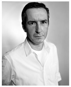 """Dries van Noten - Belgian fashion designer and an eponymous fashion brand. In the New York Times described him as """"one of fashion's most cerebral designers. Richard Avedon, Antwerp, White Shirts, Art History, Fashion Brand, Pure Products, Style Inspiration, Black And White, People"""