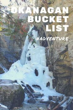 Explore waterfalls, panoramic hikes, family-friendly outdoor adventures, and more with our ultimate outdoor Okanagan bucket list! Amazing Destinations, Travel Destinations, Columbia Outdoor, Camping In England, Adventure Bucket List, Adventure Travel, British Columbia, Columbia Travel, Shore Excursions