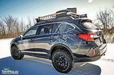 LP Adventure project car - 2016 Subaru Outback 3.6R