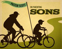 blog series on parenting sons...