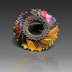 Ring | Francesca Vitali. Paper Jewellery