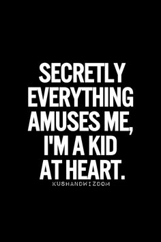 A #kids at #heart