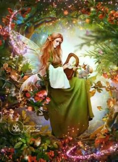 Fairy Dust, Fairy Land, Fairy Tales, Fairy Pictures, Angel Pictures, Fantasy Paintings, Fantasy Artwork, Magical Creatures, Fantasy Creatures