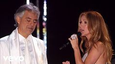 Andrea Bocelli has teamed up with Sarah Brightman, Ed Sheeran and Céline Dion to perform some of the most beautiful classical crossover songs of the last 20 years. Here are the tenor's best songs. The Prayer Sheet Music, The Prayer Lyrics, Sarah Brightman, O Holy Night, Best Songs, Love Songs, Celine Dion Live, Music Songs, Music Videos