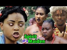 Spirit Of A Maiden 3&4 - Regina Daniels New Movie ll Latest Nigerian Nollywood Movie 2019