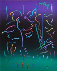 Profile by Peter Max
