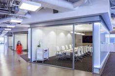 S.K.I.N Design Studio has created a new design for Cornerstone OnDemand's Headquarters in Los Angeles, California.