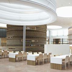 rabobank headquarters by sander architecten. NETHERLANDS.