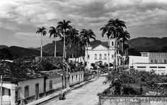 City of Ubatuba, circa 1940 - Brazil