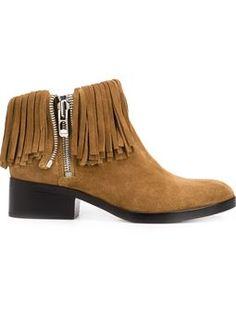 'Alexa' ankle boots £728 #farfetch #newarrivals #31-Phillip-Lim