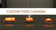 Mod The Sims - Lasagna Custom food (Updated 10th Nov 2017)
