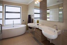 Ensuite bathroom. Twin sinks. Stunning.
