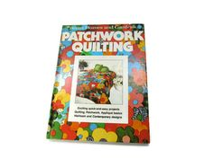 BHG Patchwork & Quilting Book Vintage by TreasurePicker on Etsy
