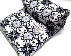 """Large microwavable heating pad, The """"Flax Sak"""" Hot/cold pack. *** Click on the image for additional details."""