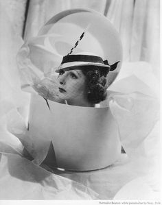 Cecil Beaton - White Panama Hat, 1934.