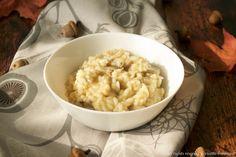 Il risotto ai funghi è un primo piatto dal sapore autunnale, facile da preparare grazie all'aiuto del tuo bimby, leggi la ricetta.