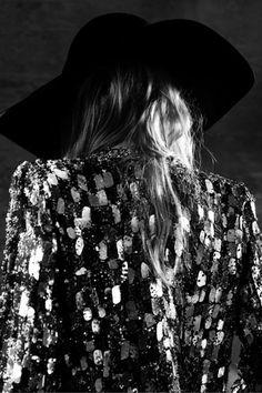Hedi Slimane Shoots Julia Nobis, Edie Campbell for his First Saint Laurent Campaign Saint Laurent Paris, Edie Campbell, Hedi Slimane, Teddy Girl, Teddy Bear, Magic Women, Black Magic Woman, Bling, Fashion Articles