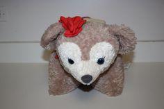 NEW RARE Shellie May Disney Aulani Duffy Bear HAWAII EXCLUSIVE Pillow Pet Disney Pillow Pets, Duffy The Disney Bear, Anime Toys, Pet Search, Animal Pillows, Hawaii, Crochet Hats, Teddy Bear, Friends