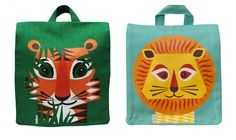 Bag to School - Animal bags by Mibo