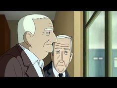 """""""Arrugas"""" es un largometraje de animación 2D para un público adulto, basado en el aclamado cómic del mismo título de Paco Roca (Premio Nacional de Cómic 2008). Narra la amistad entre Emilio y Miguel, dos ancianos que conviven en un geriátrico."""