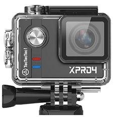 GoPro Hero5 Black - Cámara de 12 MP (4K, 1080 p, 720 p, WiFi) color gris y negro