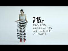▶ 3D Printing Fashio
