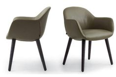 Mad Dining Chair with Arms by Marcel Wanders for Poliform   Poliform Australia