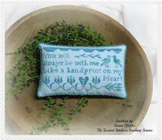 PG_Memorial Pillow front - Vonna Pfeiffer