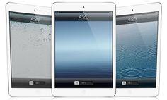 PSD Freebie: Free iPad Mini PSD
