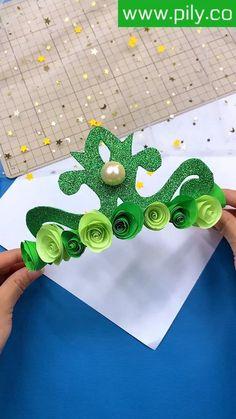 Diy Crafts Hacks, Diy Crafts For Gifts, Diy Arts And Crafts, Fun Crafts, Paper Crafts For Kids, Craft Activities For Kids, Preschool Crafts, Origami Paper, Diy Paper
