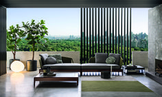 Italian furniture brand Minotti prides itself on great design and high-quality craftsmanship.