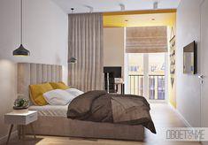 Приятное естественное освещение Divider, Room, Furniture, Home Decor, Bedroom, Decoration Home, Room Decor, Rooms, Home Furnishings