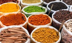 16 Herbs & Spices To Add To Your Anti-Aging Diet... Parsley, sage, rosemary, and thyme — and ginger and cumin and cloves: You can't go wrong with the beauty benefits of fresh herbs and spices. Spicing up your meals could be the easiest way to amplify their beautifying benefits. - mindbodygreen.com