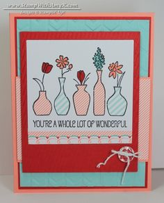 Stamp With Amy K | Amy Koenders, Independent Stampin' Up! Demonstrator in Duluth, Georgia…Let's make some cards!