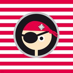 colorful pirate image