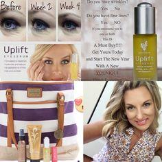 Uplift Eye Serum ~July kudos ~ Younique by Sandi