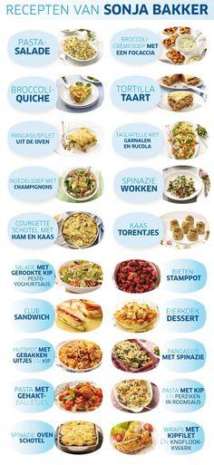 Linessa recepten - Lidl Nederland:
