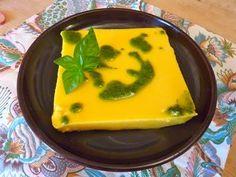 gelatina di pomodori gialli