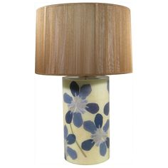 John Derian Company Inc — Five Iris Lamp