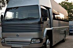 Ritesh Deshmukh's Bus