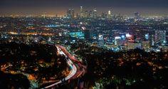 « Angel City » : découvrir Los Angeles en time-lapse !