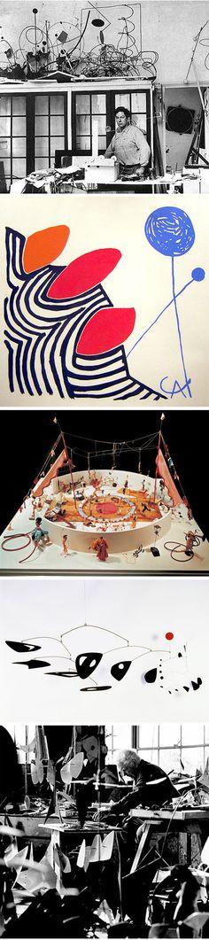Calder-One of my favorite artists