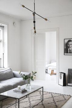 House doctor lamp, living room