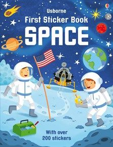 First Sticker Book Space : Sam Smith : 9781409582526 Sam Smith, Truck Stickers, Cool Stickers, Information About Space, Story Sack, Space Books, Aliens And Ufos, Preschool Curriculum, That One Friend
